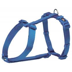 TRIXIE Szelki Premium, L: 60–80 cm/25 mm, królewski niebieski [TX-204902]