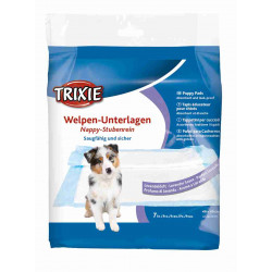 TRIXIE Podklady higieniczne dla psa, lawendowe, 40 × 60 cm, 7 sztuk [TX-23371]