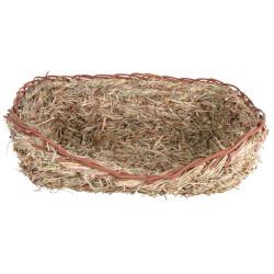 TRIXIE Łóżko z trawy dla królika 33×12×26 cm [TX-61153]