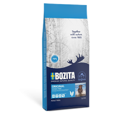 BOZITA Original Wheat Free 12,5 kg