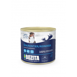 BOZITA Paté Reindeer 625g