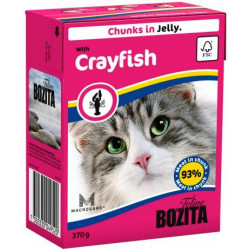 BOZITA Chunks in Jelly with Crayfish 370g