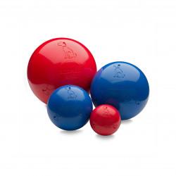 "BOOMER BALL M - 6"" 15cm CZERWONA"