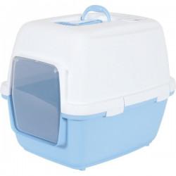 ZOLUX Toaleta CATHY COMFORT z filtrem kol. niebieski [97957]