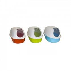 YARRO Toaleta z filtrem Mega Eco-line kolor kiwi 46x66x49cm [Y3405-1317 KIWI]