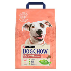 PURINA DOG CHOW SENSITIVE Łosoś 2,5kg
