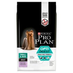 PURINA PRO PLAN Small & Mini Adult Opti Digest Grain Free 7kg
