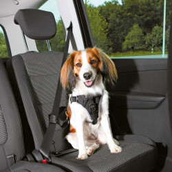 TRIXIE Szelki samochodowe dla psa (M) 50–65 cm/20 mm [TX-12856]