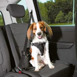 TRIXIE Szelki samochodowe dla psa (L) 65–80 cm/25 mm [TX-12857]