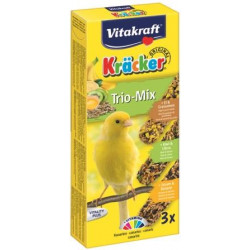 VITAKRAFT KRACKER 3szt d/kanarka jajko/kiwi/sezam