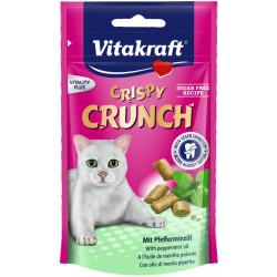 VITAKRAFT CRISPY CRUNCH dental 60g przysmak d/kota