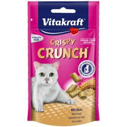 VITAKRAFT CRISPY CRUNCH słód 60g przysmak d/kota