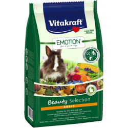 VITAKRAFT EMOTION BEAUTY 600g karma d/królika
