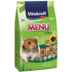 VITAKRAFT MENU VITAL 1kg karma d/chomika
