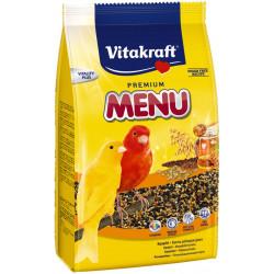 VITAKRAFT MENU VITAL 1kg + kracker gratis karma d/kanarka