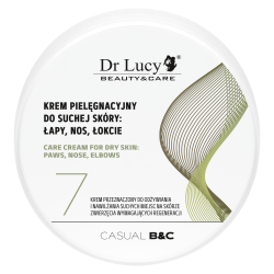 DR LUCY Krem pielęgnacyjny do suchej skóry: łapy, nos, łokcie [CASUAL 7] 100 g