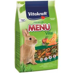 VITAKRAFT MENU VITAL karma d/królika 1kg+kracker