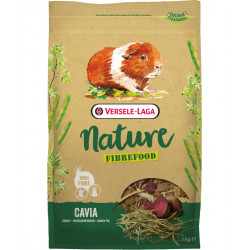 VERSELE LAGA Cavia Nature Fibrefood 1kg - LIGHT/SENSITIVE dla kawii domowych  [461429]