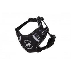 ALL FOR CATS Sportowe szelki Czarne XS dla kota